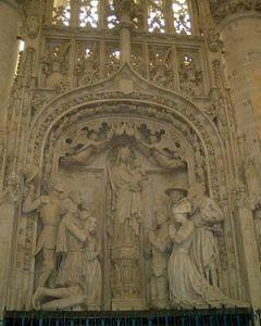 Praalgraaf van Jan IV en Engelbrecht I van Nassau in de Grote Kerk van Breda