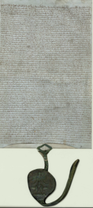 Magna Carta. British Library, Additional MS 46144.